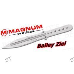 Boker Magnum Bailey Ziel Thrower w Sheath 02MB163 New