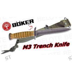 Boker Plus M3 Trench Knife w Metal Scabbard 02BO1943