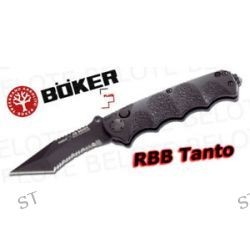Boker Plus Reality Based Blade RBB Tanto Folder 01BO054