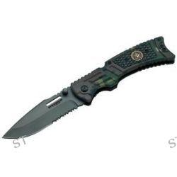 Boker Magnum Marksman Aluminum SWAT Logo 440 Stainless 8'' 5 oz 01RY580 New L K