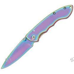 Boker Magnum Blaze Folding Knife Spectrum Stainless Steel 01MB255
