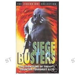Siege Busters VHS Video Counter Terrorist Forces