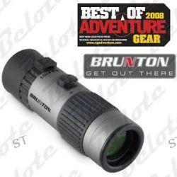 Brunton Echo 10 30x21 Zoom Monocular w Pouch 81 200023 or F Echozoom New 080078912115