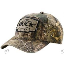 Buck Adult Hat Buck Logo Cap Realtree Xtra Camo One Size Fits Most 89068 New