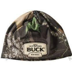 Buck Adult Beanie Buck Logo Cap Mossy Oak Break Up One Size Fits Most 89067 New