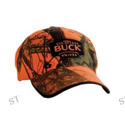 Buck Adult Hat Mossy Oak Blaze Camo Original Buck Product 89054 New