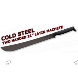 """Cold Steel Two Handed 21"""" Latin Machete 97TM21 New"""