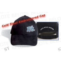 Cold Steel Master Bladesmith Kanji Hat Cap 94HCSK