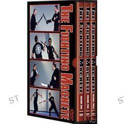 Cold Steel The Fighting Machete Training DVD VDFM 3DISC