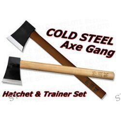 Cold Steel Axe Gang Hatchet Trainer Combo 90AXG Bkaxg
