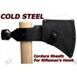Cold Steel Cordura Sheath Only Rifleman's Hawk SC90RH