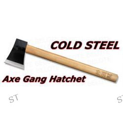 Cold Steel Axe Gang Hatchet American Hickory 90AXG New