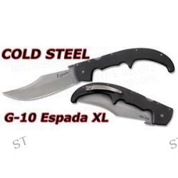Cold Steel G 10 Espada XL Extra Large Folder 62NGX New