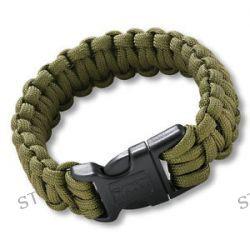 CRKT Onion Para Saw Bracelet OD Large Green Bracelet w Carbide Saw 9300DL