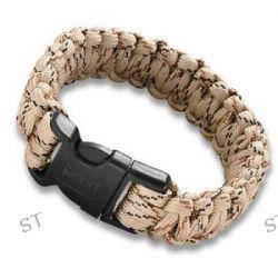CRKT Onion Para Saw Bracelet OD Large Tan Bracelet w Carbide Saw 9300TL