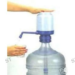 Hand Pump 5 or 6 Gallon Water Bottle Carboy w Brush
