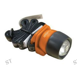 eGear Orange EQ2 Ultralight LED Headlamp 10 Lumens 21 1341 001