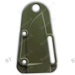 ESEE Izula Izula II Olive Drab Green Molded Replacement Sheath Izula Sheath OD