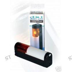 10 ea Flashlight 3 in 1 Multi Function Lantern Lot New