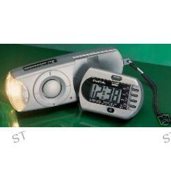 Travelers Guard Security Alarm Light Digital Clock