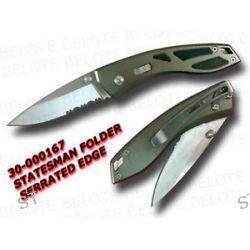 Gerber Statesman Fast Folder Serrated Edge 30 000167