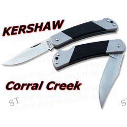 Kershaw Corral Creek Plain Edge Pocket Knife 3115 New