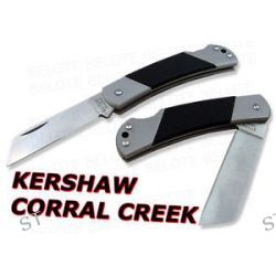 Kershaw Corral Creek Sheepsfoot Pocket Knife 3115BT New