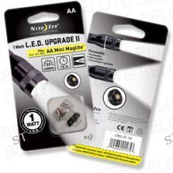 Nite Ize 1 Watt LED Bulb Upgrade II Mini Mag LRB2 07 1W 094664015753