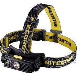 Nitecore Rechargeable XM L2 LED Headlamp 900 Lumens with Built in USB HC90