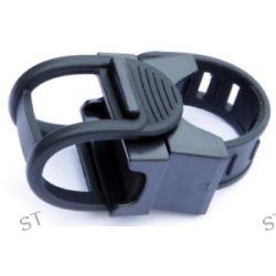 Nitecore Adjustable Flashlight Bicycle Mount Black Plastic w Rubber Straps BM02