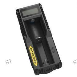 Nitecore USB Power LCD Intelligent Li ion Battery Charger Monitor 1 Slots UM10