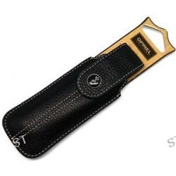 Opinel Chic Black Leather Knife Sheath Fits Traditional 7 8 9 and More 001546