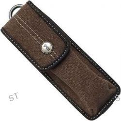 Opinel Brown Cotton Outdoor Canvas Knife Sheath Fits Traditional No 9 10 001545