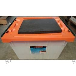 Reliance Ice Box w Orange Lid Pad D0042200