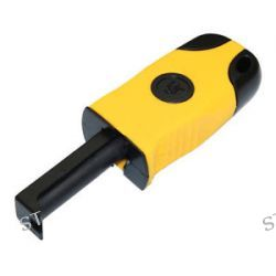 Ultimate Survival Sparkie One Handed Fire Starter Yellow New 20 902 0003 06
