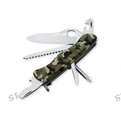 Victorinox Swiss Army Knife One Handed Trekker Camo 54877 New