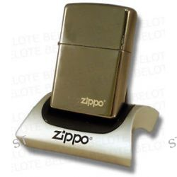 Zippo Lighter Magnetic Display Base Stand for Lighters 142226 New L K