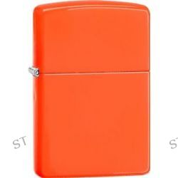 Zippo 2015 Catalog Brilliant Splash Classic Orange Windproof Lighter 28888 New