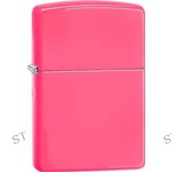 Zippo 2015 Catalog Brilliant Splash Classic Pink Windproof Lighter 28886 New