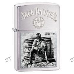 Zippo Limited Edition Series 3 Jack Daniel's Windproof Lighter 28755 New