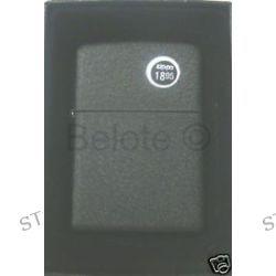 Zippo Black Crackle Windproof Lighter Model 236 Lifetime GUARANTEE New L K