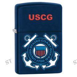 Zippo U s United States Coast Guard Logo USCG Royal Blue 28518