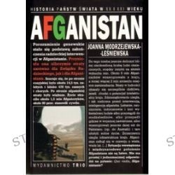 Afganistan - Joanna Modrzejewska-Leśniewska