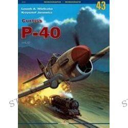 Curtiss P-40 VOL. III - Leszek A. Wieliczko, Krzysztof Janowicz