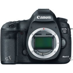 Canon EOS 5D Mark III DSLR Camera Body Deluxe Kit B&H Photo