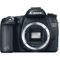 Canon  EOS 70D DSLR Camera Body Deluxe Kit  B&H Photo Video
