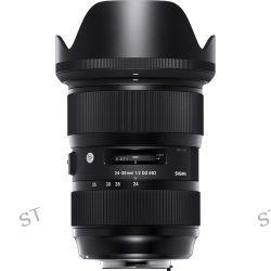 Sigma 24-35mm f/2 DG HSM Art Lens for Sigma SA 588956 B&H Photo
