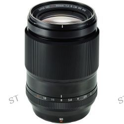 Fuji 90mm f/2 R LM WR XR Lens 16463668, Fuji XF 90mm  at B&H