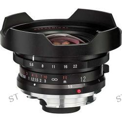 Voigtlander Heliar Ultra Wide-Angle 12mm f/5.6 Lens BA222M B&H