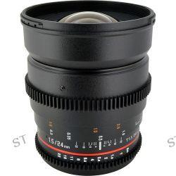 Rokinon Rokinon T1.5 Cine Lens Bundle for Canon EF-Mount B&H